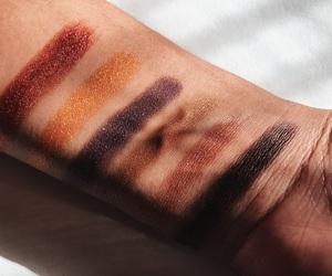 eclipse, eyeshadow, and makeup image