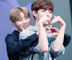jaehwan, wanna one, and sungwoon image