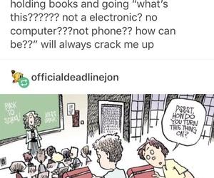 comics, newspapers, and dumb image