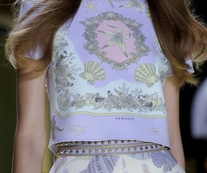 dresses and Versace image