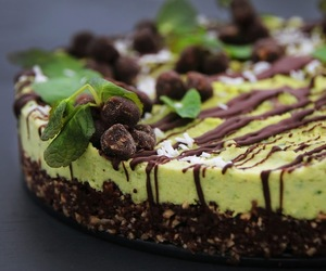 cheesecake, delicious, and spinach image