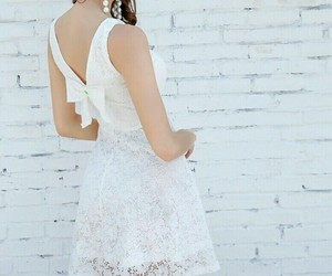 adorable, dress, and pretty image