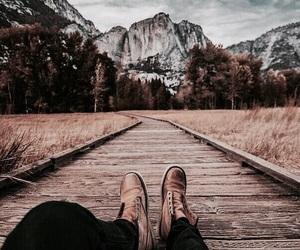 autumn, adventure, and fall image