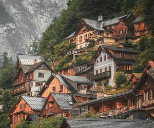 austria, city, and home image