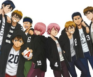 diamond no ace, anime, and manga image