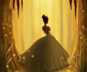 princess, disney, and tiana image