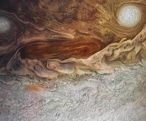 galaxy, jupiter, and planet image