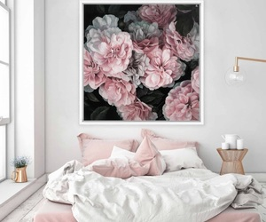 beautiful, bedroom, and girl image