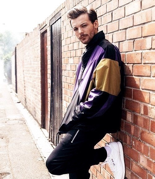 louis tomlinson, back to you, and one direction image