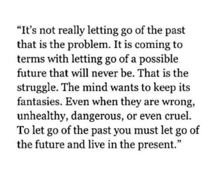 let go, qotd, and letting go image