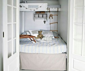 bed, bedroom, and ideas image