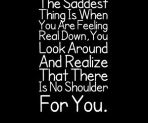 sad, quotes, and Darkness image