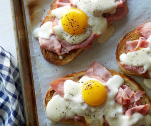 toast, breakfast, and cheese image