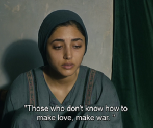 war, quote, and movie image