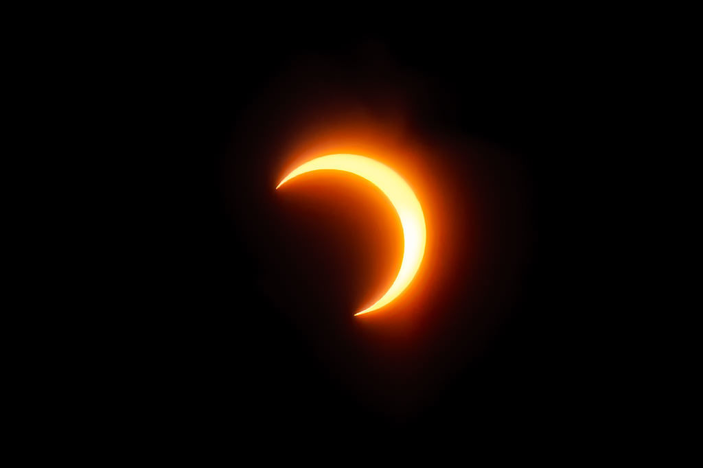 article, eclipse, and moon image