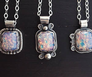 crystals, fantasy, and handmade image