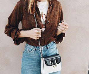 bag, blogger, and boho image