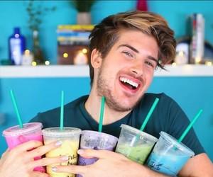 Joey, starbucks, and youtube image