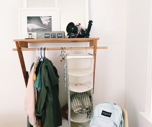 aesthetic, closet, and room image