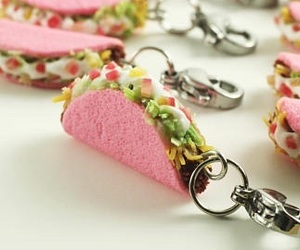jewellery, tacos, and cute image