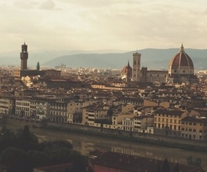 florence, firenze, and italy image