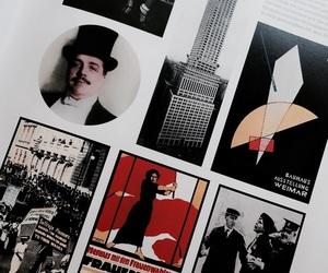 black, book, and vintage image