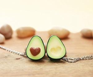 avocado, miniature, and jewellry image