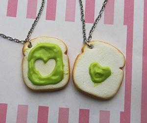 avocado, miniature, and bread image