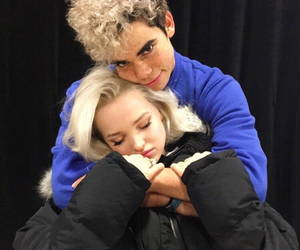 cameron boyce, dove cameron, and friendship image