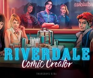 riverdale, archie andrews, and betty cooper image