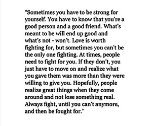 quotes, love, and strong image