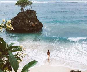beach, sand, and strand image