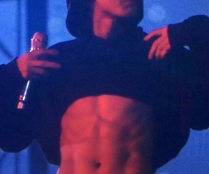 chanyeol, exo, and abs image