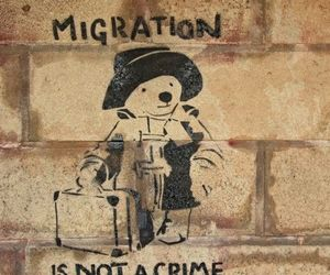 drawing, freedom, and migration image
