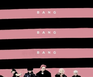 bigbang, kpop, and bang bang bang image