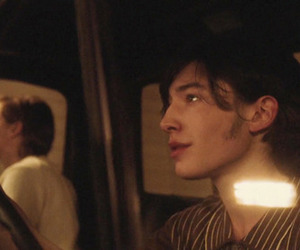 ezra miller and the perks of being a wallflower image