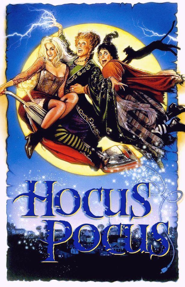 hocus pocus, Halloween, and movie image