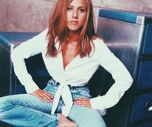 Jennifer Aniston, 90s, and friends image