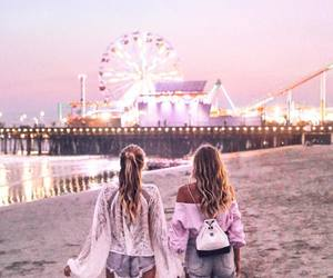 girl, goals, and friends image