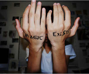 belive, hands, and hope image