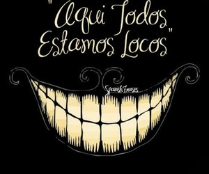 loco, frases, and smile image