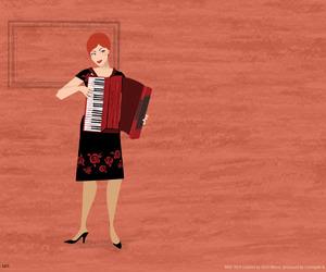 accordion, joan holloway, and season 3 image