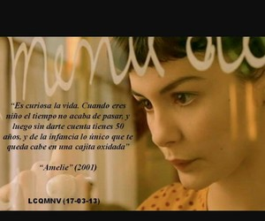 amelie, infancia, and no image