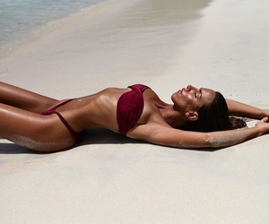 beach, Hot, and sexy image