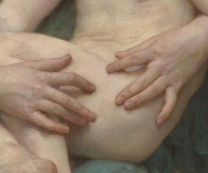 art, classic, and hands image