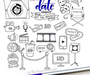 doodle and date night image