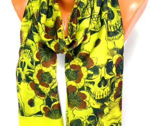 day of the dead, etsy, and fashionaccessories image