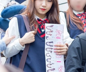 ioi, produce 101, and choi yoojung image