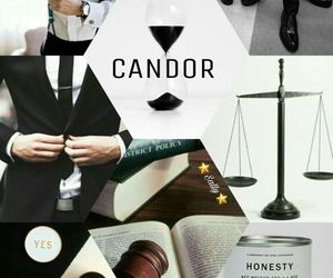 aesthetic, candor, and divergent image