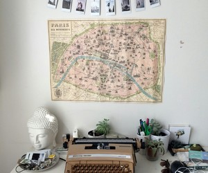 photo, room, and map image